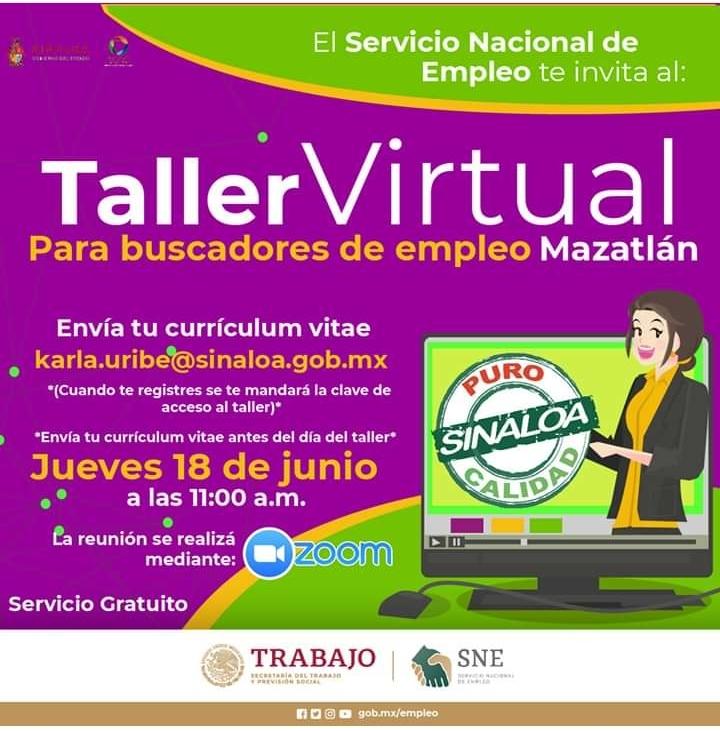 Taller Virtual 18 Junio